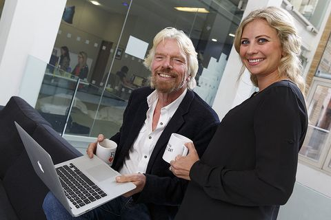 "<p>Holly Branson is the daughter of billionaire daredevil Sir Richard Branson. A high achiever from the start, she graduated from medical school and worked in the neurology department of Chelsea and Westminster Hospital before joining her father's <a href=""https://www.virgin.com/person/holly-branson"">Virgin Group</a> empire, made up of more than 400 companies.</p><p><span data-redactor-tag=""span"" data-verified=""redactor""></span>Despite her privileged upbringing, Branson has also inherited her father's humanitarian heart: She travels all around the world in support of charitable causes.</p>"