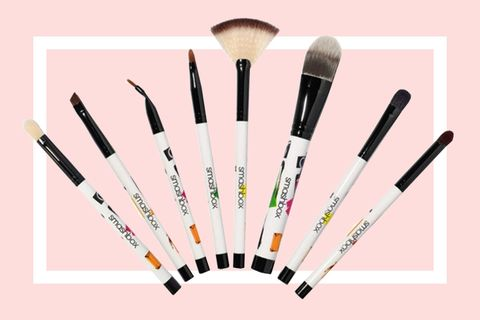 "<p>It's our personal belief that your makeup bag isn't complete unless it contains something that's been blessed with&nbsp;one of Donald Robertson's equal-parts-gorgeous-and-kitschy illustrations. These detail-oriented brushes are exemplary of that.</p><p><br></p><p>Smashbox Photo Bombshell 8-Piece Brush Collection, $79; <a href=""http://shop.nordstrom.com/s/smashbox-photo-bombshell-8-piece-brush-collection-nordstrom-exclusive-175-value/4359025"" target=""_blank"">nordstrom.com</a>.<span class=""redactor-invisible-space"" data-verified=""redactor"" data-redactor-tag=""span"" data-redactor-class=""redactor-invisible-space""></span><br></p>"