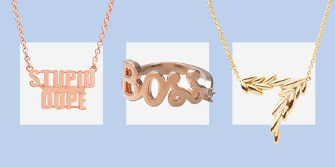 10 Pieces of Confidence-Boosting Jewelry That Are *Better* Than Saying Your Affirmations