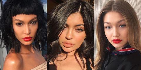 Lip, Eye, Hairstyle, Skin, Chin, Eyelash, Forehead, Eyebrow, Style, Iris,