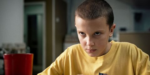 Ear, Cheek, Chin, Forehead, Eyebrow, T-shirt, Eyelash, Buzz cut, Crew cut, Caesar cut,