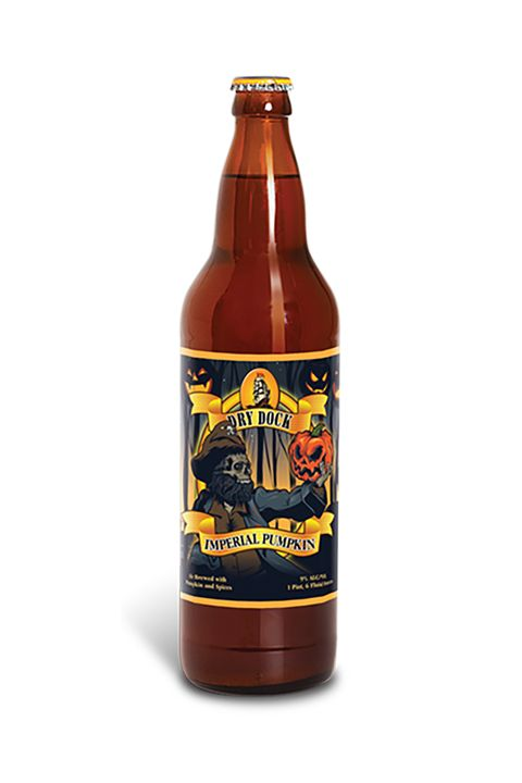 "<p>A favorite seasonal ale four years in the running, Dry Dock's smooth and creamy imperial pumpkin beer nails the spicy pumpkin brew with potent cloves and spices from Saigon and Indonesia. It's practically made for pairing with savory stews&nbsp;and warm,&nbsp;spicy food on cooler nights.&nbsp;</p><p><strong data-redactor-tag=""strong"" data-verified=""redactor""><a href=""http://drydockbrewing.com/our-beer/imperial-pumpkin"" target=""_blank"">Dry Dock Brewing Company Imperial Pumpkin Beer</a>&nbsp;(9% ABV), bottled in Colorado liquor stores and on draft at bars and restaurants across the United States.&nbsp;</strong></p>"