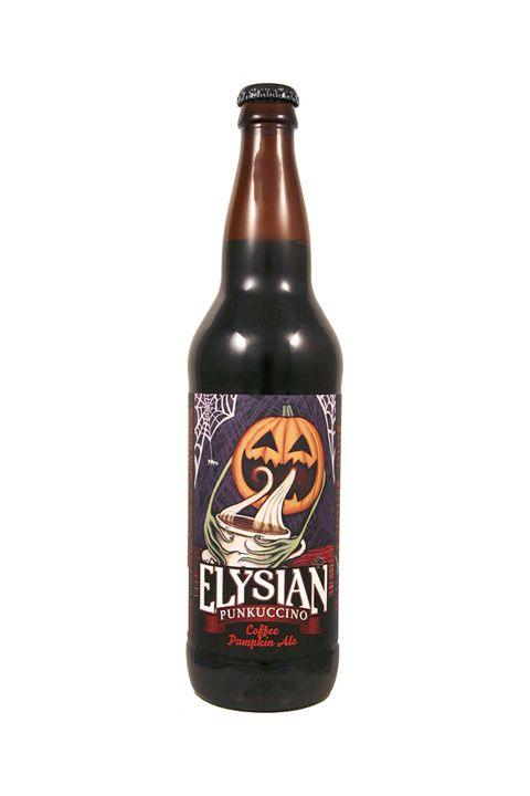 "<p>This fall, Elysium will follow up on the success of its first seasonal&nbsp;release, Night Owl Pumpkin Ale, with a trio of&nbsp;tasty options. There's a smooth copper ale and a dark stout, but&nbsp;our favorite is this coffee-flavored (which may sound gross, but think of it as the perfect&nbsp;post-Thanksgiving dinner&nbsp;pumpkin pie + coffee combo) ale that packs a shot of Stumptown coffee for a bitter taste.&nbsp;</p><p><strong data-redactor-tag=""strong"" data-verified=""redactor""><a href=""http://www.elysianbrewing.com/elysian-beers/punkuccino/"" target=""_blank"">Elysian Brewing Company Punkuccino Coffee Pumpkin Ale</a> (7.5% ABV), available August through the end of October in select U.S. markets.&nbsp;</strong></p>"