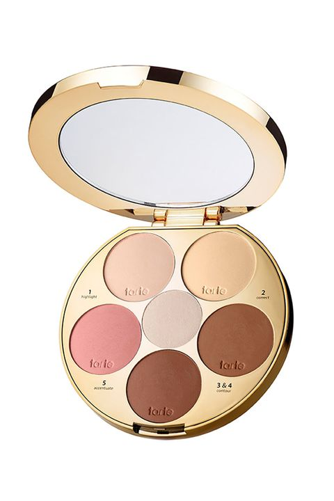 """<p>Like a paint-by-numbers sketch, Tarte coded their contour kit to make it easier on the novices who aren't sure what to put where. (#Blessed.) The colors are easily blendable for a seamless, sculpted look that won't resemble a Picasso portrait of yourself. </p><p><strong>Tarte Tarteist Contour Palette, $45; <a href=""""http://www.sephora.com/tarteist-contour-palette-P403749?skuId=1775014&icid2=products%20grid:p403749"""" target=""""_blank"""">sephora.com</a>. </strong></p>"""
