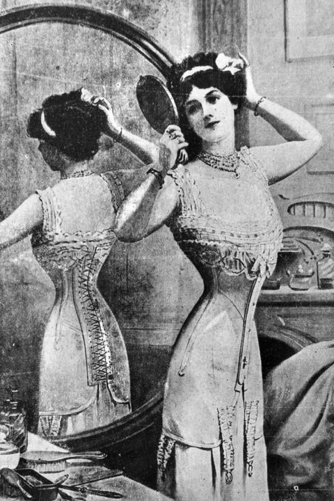 <p>Internal organ damage, broken ribs, hours to get dressed—there is such thing as doing too much for <em>fashun</em> and corsets are it. </p>