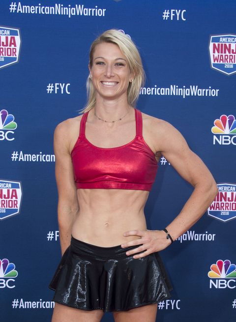 2ca77c3b73 Jessie Graff Makes History First Woman to Complete Stage 1 American ...