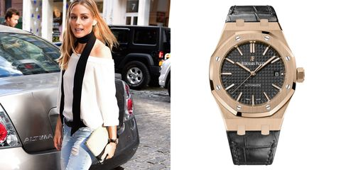 Celebrity watches what celebs 39 watches say about them for Celebrity seiko watch