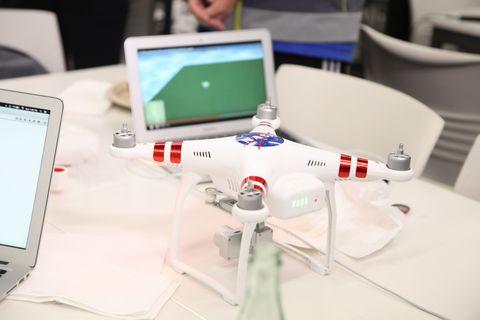 Chimehack 3 Drones