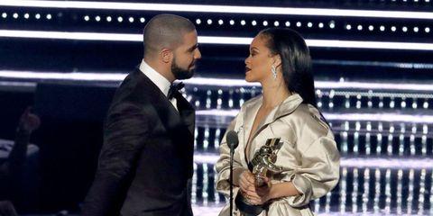 Drake and Rihanna Went Dancing After the VMAs, So Maybe She Really Does Like Him