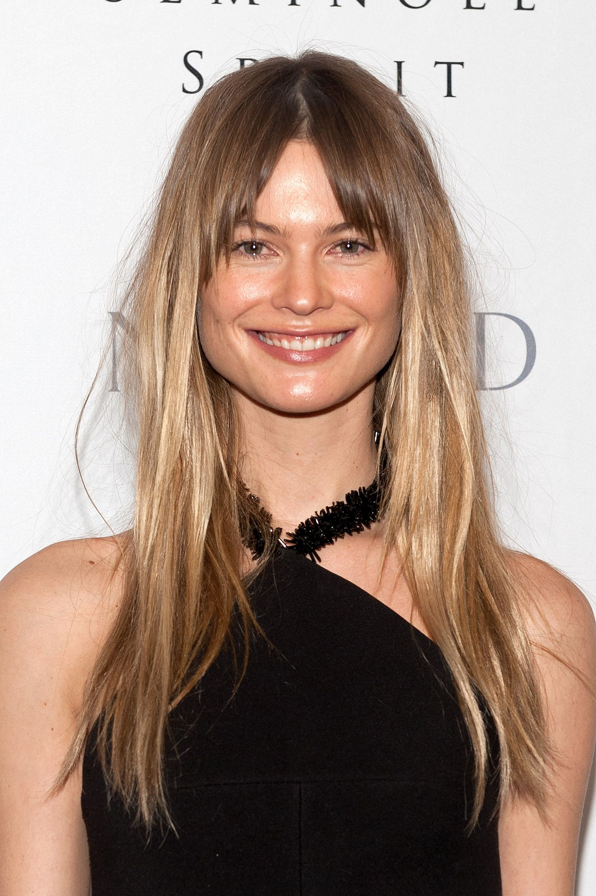 35 Long Hairstyles With Bangs Best Celebrity Long Hair With Bangs