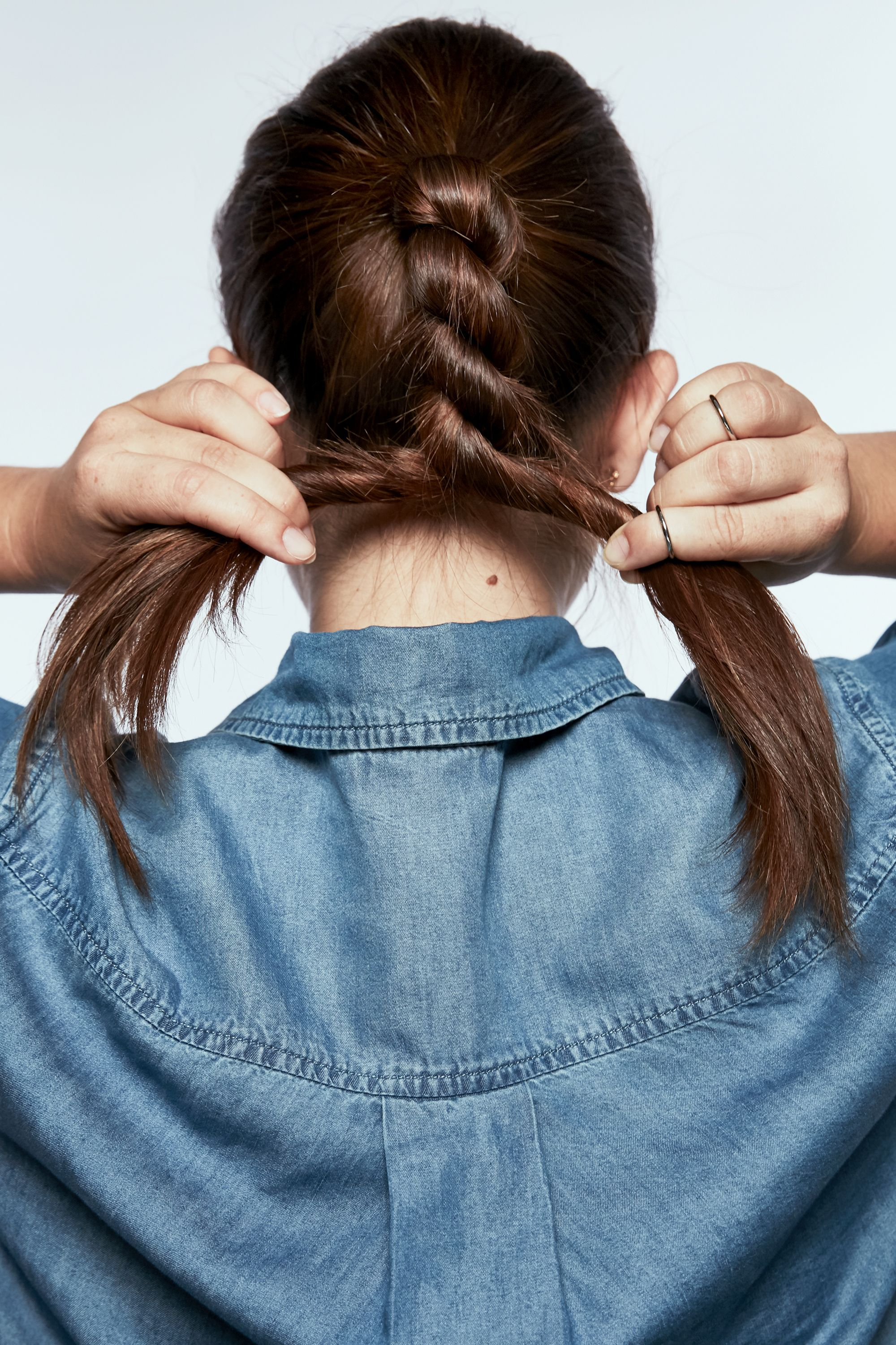 10 Quick And Easy Braid Hairstyles Step By Step Braids