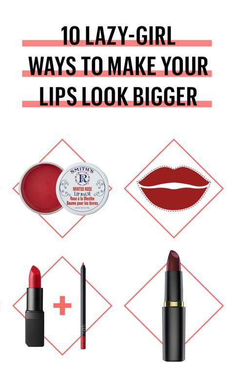 How to Get Bigger Lips Naturally - 10 Easy Tips for Fuller Lips