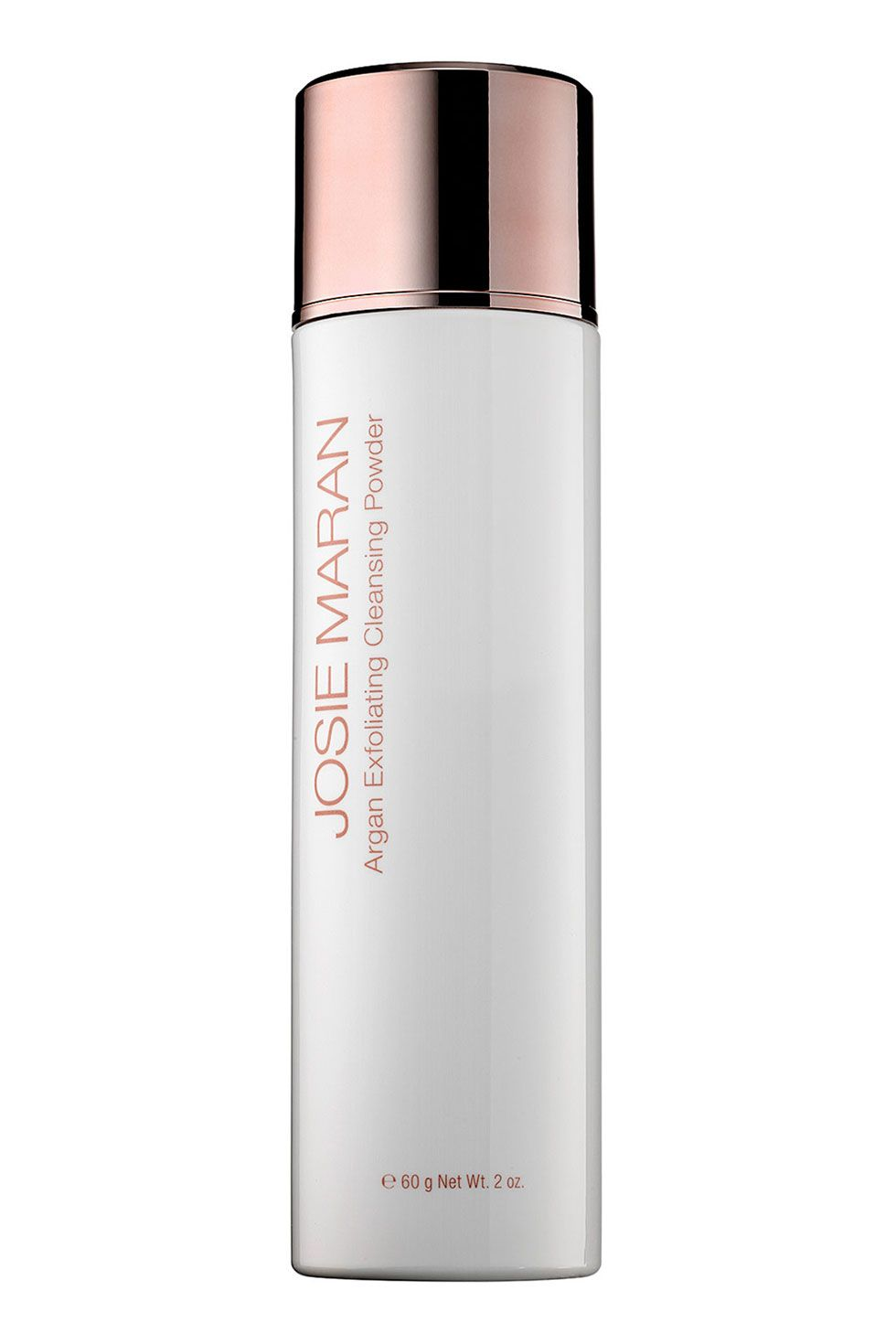 """<p>Josie Maran'ssignature argan makes the ultimate exfoliant in this powder scrub that mixes crushed argan shells and rice powder to buff away dry skin. Count on the added tea tree and green tea to help improve your complexionwhether you're using it as a mask, spot treatment, or cleanser.</p><p><strong data-redactor-tag=""""strong"""" data-verified=""""redactor"""">Josie Maran Argan Exfoliating Cleansing Powder, $40; <a href=""""http://www.sephora.com/argan-exfoliating-cleansing-powder-P393070?skuId=1673706&om_mmc=ppc-GG&mkwid=sy6li44Ba&pcrid=102174214959&pdv=c&site=_search&country_switch=&lang=en&gclid=Cj0KEQjw9b6-BRCq7YP34tvW_uUBEiQAkK3svce4Xo3AFnjhDlt78p4DGyEDSbdlCi1qlhr4FFcle3caAqUH8P8HAQ"""" target=""""_blank"""">sephora.com</a>.</strong></p>"""
