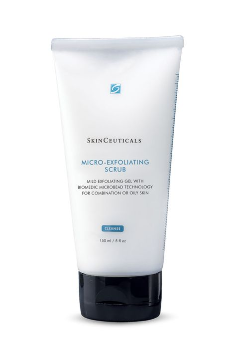 "<p>No one wants her&nbsp;face&nbsp;rubbed raw, which is why this gentle, hydrating&nbsp;scrub is the ultimate&nbsp;cleanser for brighter&nbsp;skin.&nbsp;</p><p><strong data-redactor-tag=""strong"" data-verified=""redactor"">Skinceuticals Micro-Exfoliating Scrub, $30; <a href=""http://www.dermstore.com/product_Micro-Exfoliating+Scrub_29856.htm"" target=""_blank"">dermstore.com</a>.</strong></p>"