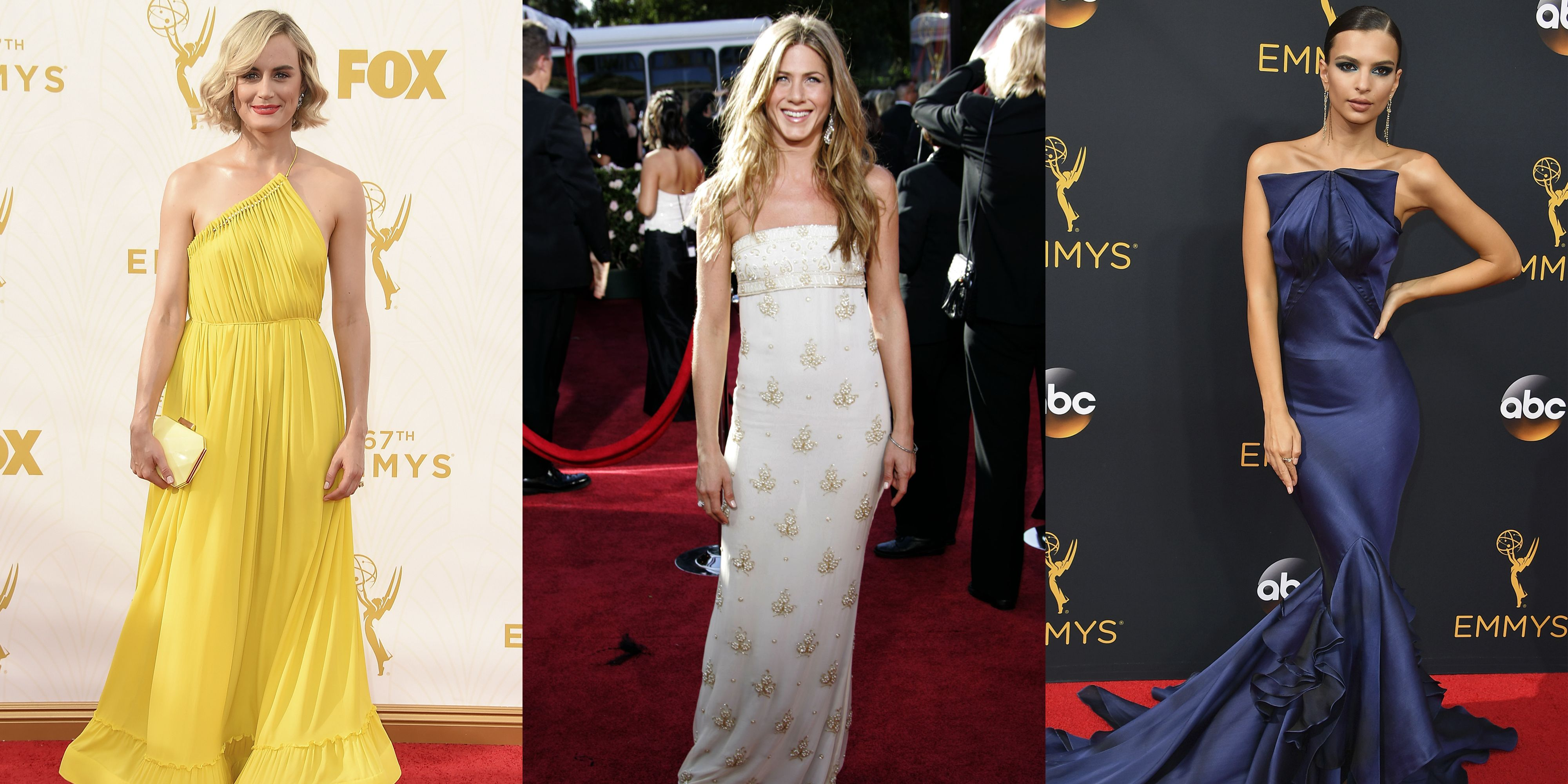 Best Emmys Dresses Ever - Best Dressed Emmy Gowns