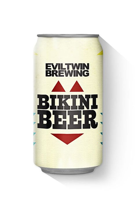 "<p>The name says it all, and this low-cal option&nbsp;is sure not to cause a beer gut. IPA lovers, you can't go wrong with a light, hoppy drink that has the calorie count of a piece of fruit.&nbsp;</p><p><strong data-redactor-tag=""strong"">Evil Twin Brewing Company Bikini Beer (2.7%ABV), 81 calories</strong></p>"