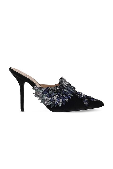 "<p>Party shoes if you're the fourth Olsen twin (the most fun one)&nbsp;versus...</p><p>$920, <a href=""http://www.selfridges.com/US/en/cat/alberta-ferretti-bird-embroidered-velvet-mules-105_926-10004-0108621789/?previewAttribute=Grey%2Fdark&amp;previewSize=EUR+37+%2F+4+UK+WOMEN&amp;cm_mmc=PLA-_-GoogleUS-_-Womens-_-ALBERTAFERRETTI&amp;ci_src=18615224&amp;ci_sku=72217443&amp;$$&amp;_$ja=tsid:78440%7ccid:344909912%7cagid:22423587632%7ctid:pla-164857793792%7ccrid:84227359112%7cnw:g%7crnd:3784953722052852333%7cdvc:c%7cadp:1o4&amp;_$ja=tsid:32619|prd:136348&amp;cm_mmc=AFFIL-_-AWIN-_-136348-_-0RpXOIXA500&amp;awc=3539_1473698909_85a891d748d885fc1bb5b2afb533235c&amp;utm_source=Affiliates&amp;utm_medium=136348&amp;utm_term=na&amp;utm_content=na&amp;utm_campaign=na"" target=""_blank"">selfridges.com</a>.</p>"