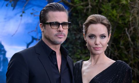 """Leaving Brad Pitt Was a """"Heartbreaking"""" Decision for Angelina Jolie"""