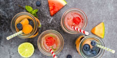 The Best Fruit-Infused Detox Waters You Can Make at Home