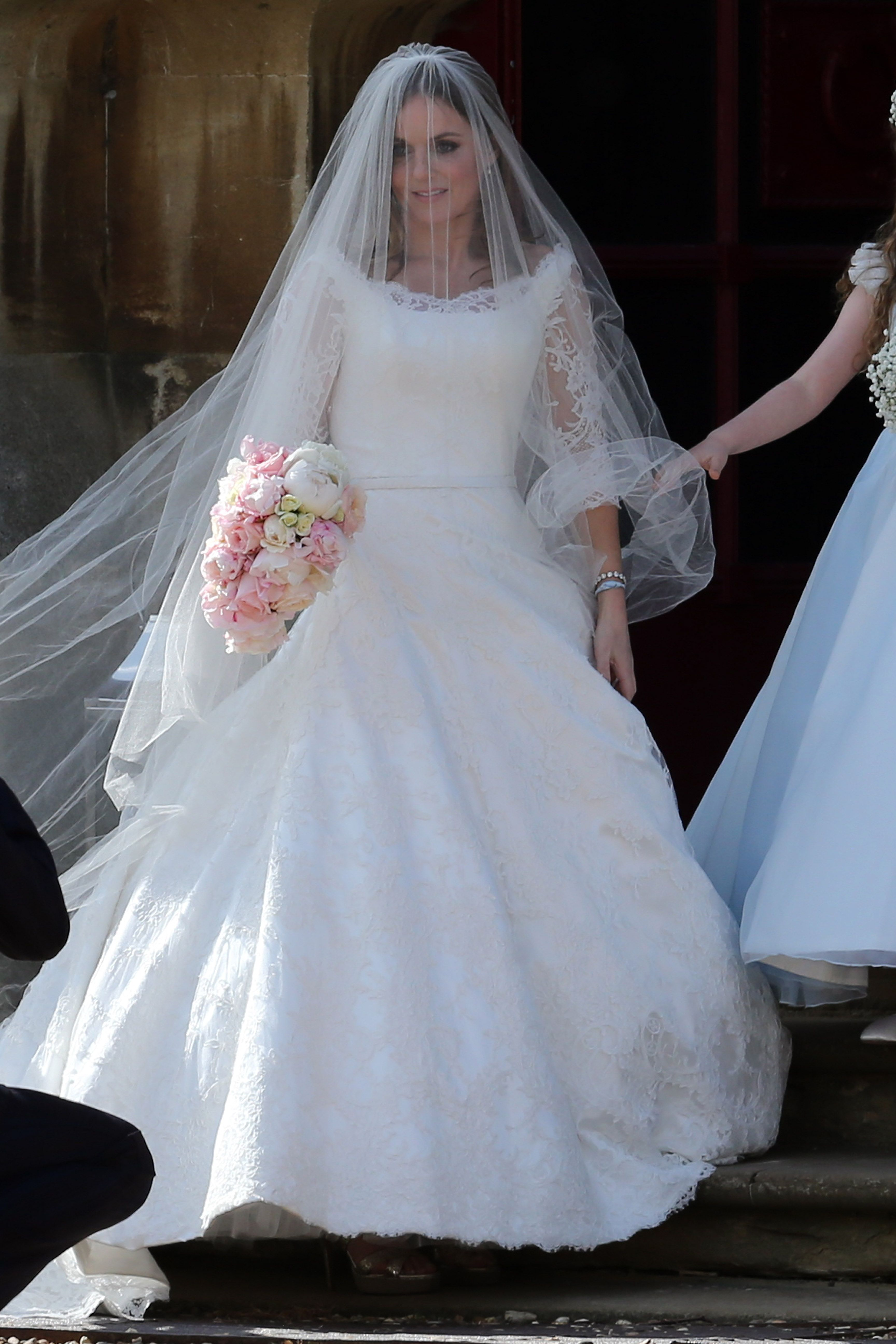 The 47 best celebrity wedding dresses wedding gown ideas from stars ombrellifo Image collections