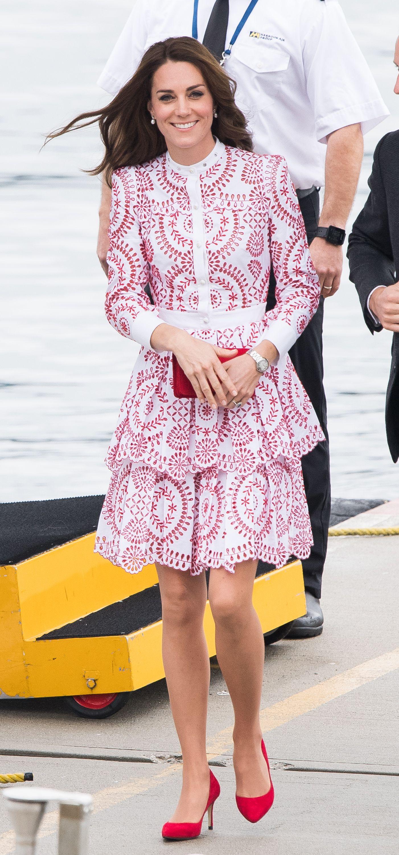 Kate Middleton Best Fashion Moments - Kate Middleton Memorable Looks