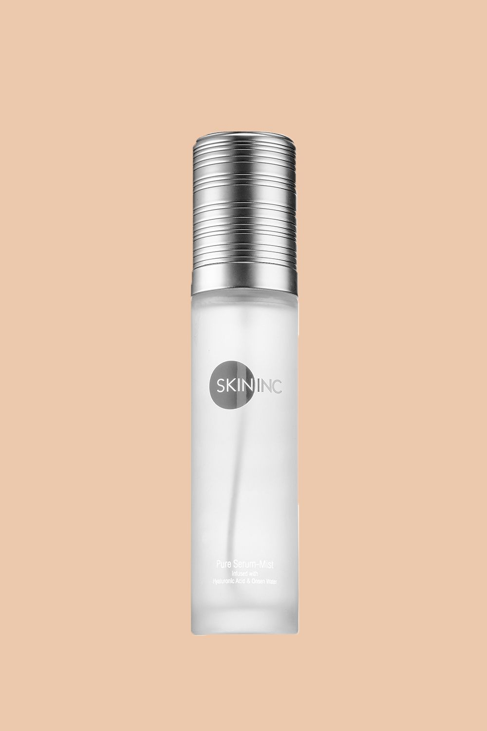 "<p>If your skin is in distress or sensitive by nature, this is the sprayable serum for you. Infused with ultra-lightweight hyaluronic acid and mineral-rich, anti-inflammatory Japanese hot spring Onsen water, it moisturizes and restores the skin's natural lipid barrier for the most easily obtained glow of your life. </p><p><br></p><p>Skin Inc. Pure Serum-Mist<span class=""redactor-invisible-space"" data-verified=""redactor"" data-redactor-tag=""span"" data-redactor-class=""redactor-invisible-space"">, $55; <a href=""http://bit.ly/2cSrKaf"" target=""_blank"">sephora.com</a>.</span><br></p>"
