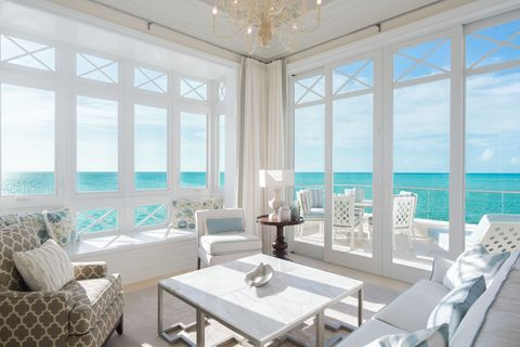 "<p>Opening in December of 2016, <a href=""http://www.theshoreclubtc.com/"">this Turks and Caicos resort</a> features 106 ocean-view suites and six luxury villas on Long Bay,&nbsp;one of the most pristine beaches in Turks and Caicos. There's a spa, three pools, and four eateries, so this resort has everything you'd want...including the most important thing: views.&nbsp;</p>"