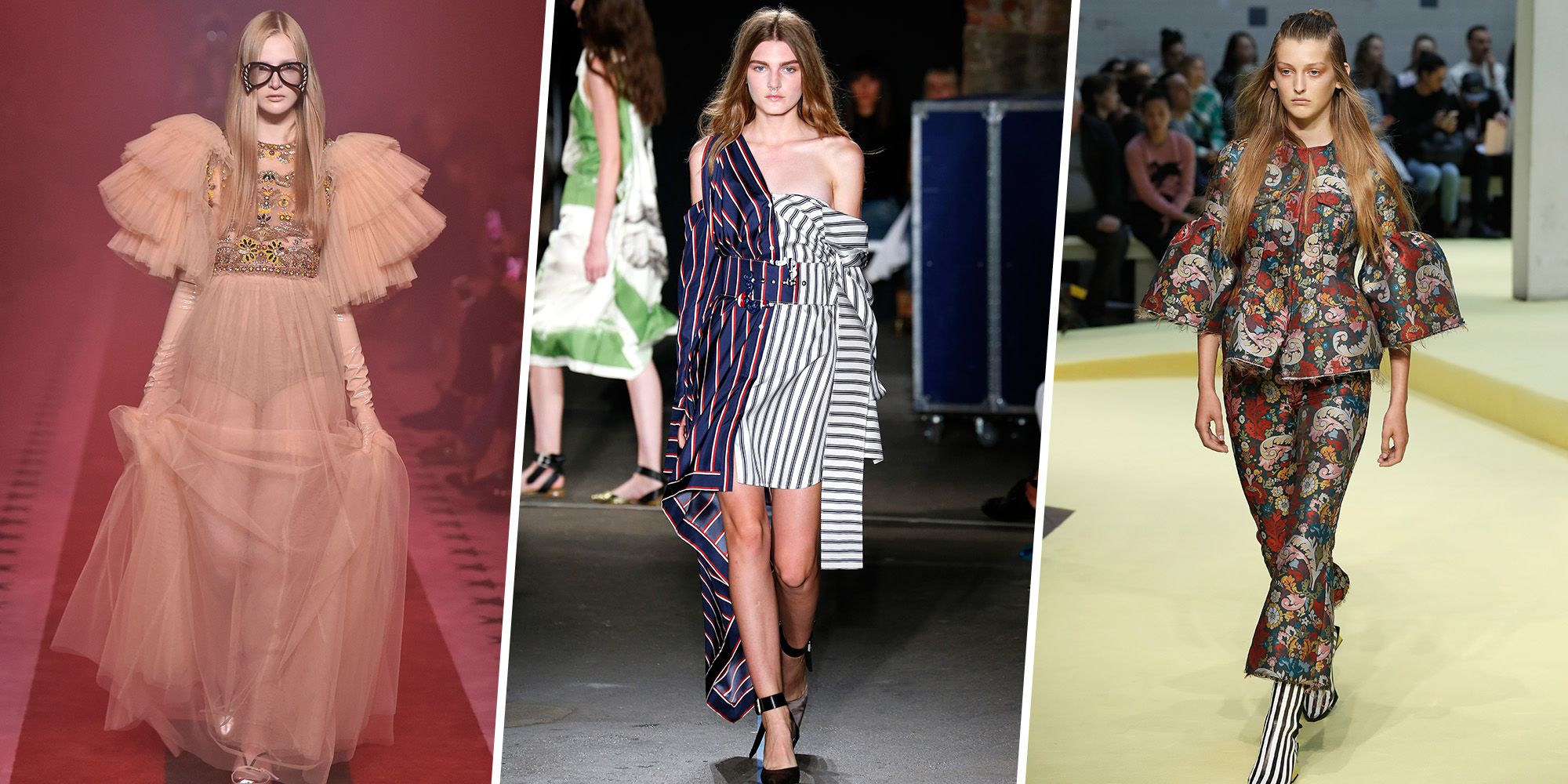 A Look At The Fashion Week 2016 Big Sleeve Trend