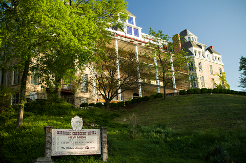 "<p>Located in Eureka Springs, Arkansas, ""America's most haunted hotel"" is over 130 years old and has served, over the course of its life, as a women's college and a hospital—run by Norman Baker, a con artist who claimed to be a doctor with the cure for cancer...except that he tortured patients instead.</p>"