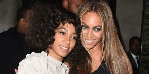 Solange Explains What It's Like to Be Compared to Beyoncé