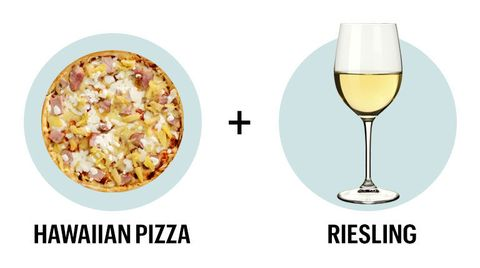 Perfect Wine And Pizza Pairings What Wine To Drink With
