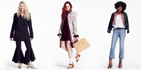 Clothing, Footwear, Leg, Brown, Sleeve, Shoulder, Denim, Textile, Joint, Jeans,