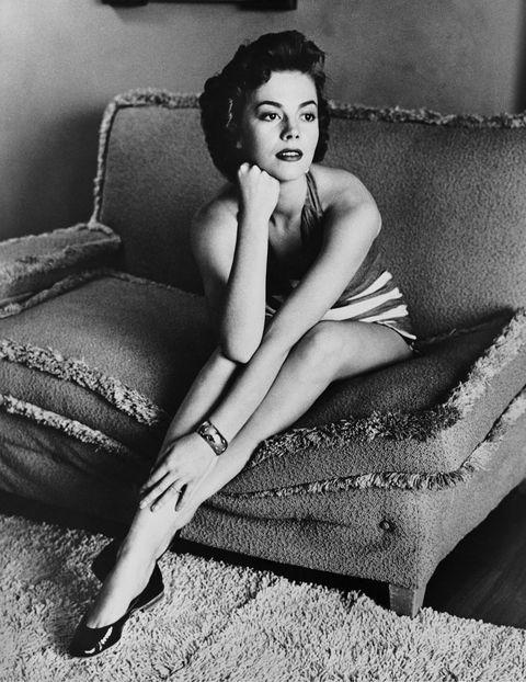 Style, Sitting, Monochrome, Wrist, Black-and-white, Monochrome photography, Black, Knee, Flash photography, Model,