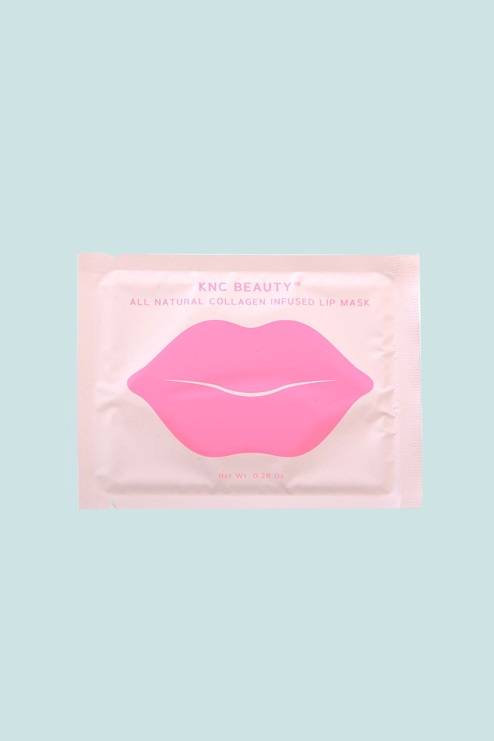 """<p>If you're a stickler foringredient lists, you'll be impressed by this all-natural elixir infused withbitter cherry extract, rose flower oil, vitamin E, and lots o' hyaluronic acid. The first beauty offering from KNC Beauty founderKristen Noel Crawley, Kim Kardashian is already a devoted fan.</p><p><br></p><p>KNC Beauty All Natural Collagen Infused Lip Mask (5 Pack), $24.99; <a href=""""https://kncbeauty.com/products/all-natural-collagen-infused-lip-mask"""" target=""""_blank"""" data-tracking-id=""""recirc-text-link"""">kncbeauty.com</a>.</p>"""