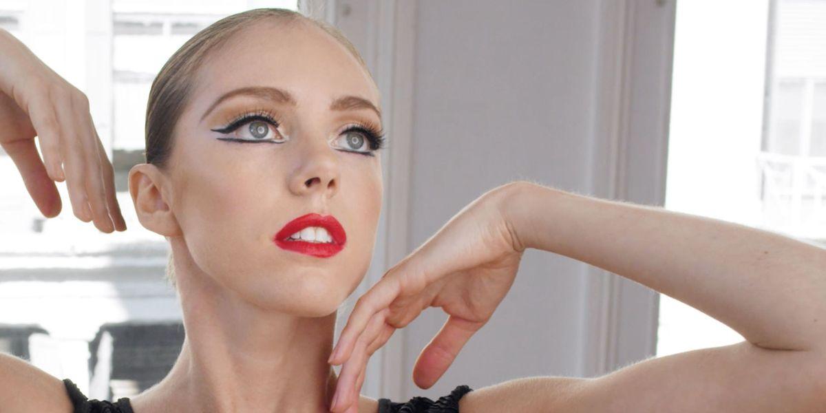 Watch This Ballerina Remove Her Stage Makeup Ballerina
