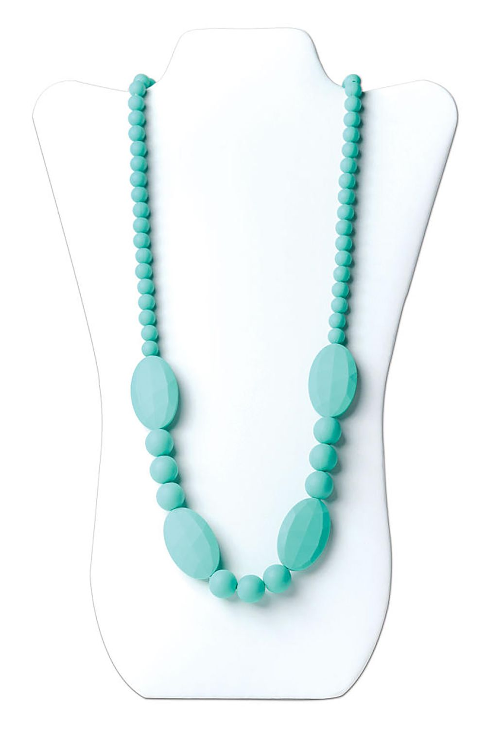 """<p> Best invention ever? These colorful necklaces not only add alittle something something to an outfit, but they are totally baby-safe forchewing.</p><p><span class=""""redactor-invisible-space"""" data-verified=""""redactor"""" data-redactor-tag=""""span"""" data-redactor-class=""""redactor-invisible-space""""></span></p><p>Starting at $18, <a href=""""http://www.target.com/p/nixi-by-bumkins-teething-jewelry-collection/-/A-15068624"""" target=""""_blank"""" data-tracking-id=""""recirc-text-link"""">target.com</a></p>"""