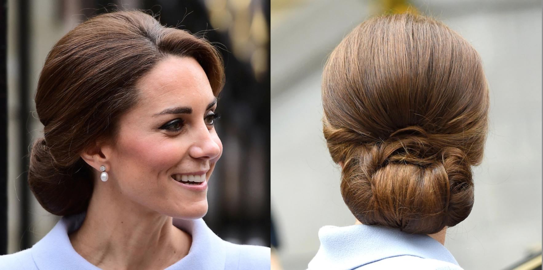 Kate Middleton Hairnet - Kate Middleton Hairnet How To