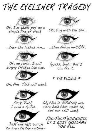 Cat Eye Wing Stamp