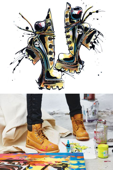 Style, Art, Street fashion, Artwork, Tin can, Graphics, Painting, Illustration, Aluminum can, Animation,