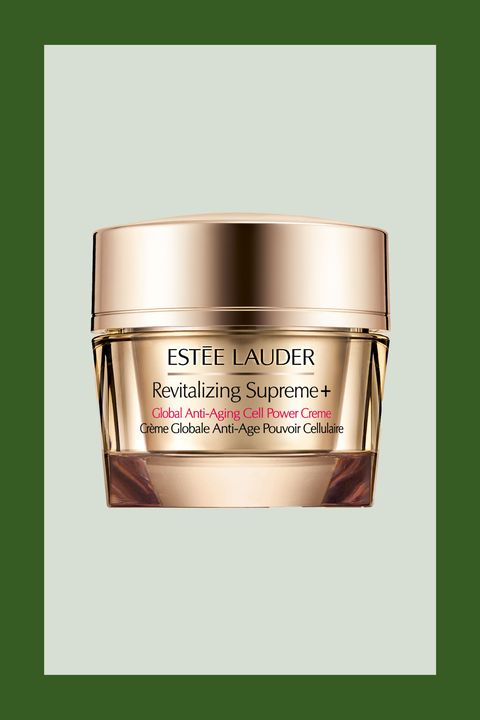 "<p>The powerful, exclusive-to-Estée Lauder<em data-redactor-tag=""em""> M</em><em data-redactor-tag=""em"">oringa Oleifera </em>extract in this luxe cream provides important anti-aging benefits that come, as Dr. Nadine Pernodet, executive director of global research and development, skin biology for the brand, explains, ""by activating your natural anti-irritant, anti-oxidant, and defense mechanisms in your skin."" That translates into firmer, happier skin with fewer wrinkles.</p>  <p><em data-redactor-tag=""em"">Estée Lauder Revitalizing Supreme + Global Anti-Aging Cell Power Creme, $52, <a href=""https://www.esteelauder.com/product/681/42475/Product-Catalog/Skincare/Revitalizing-Supreme/Global-Anti-Aging-Cell-Power-Creme"" target=""_blank"">esteelauder.com</a>.</em></p>"