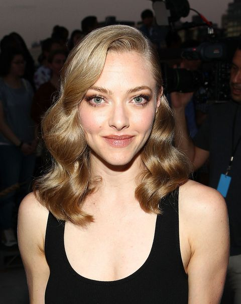 "<p>Her answer to the question ""Did you ever have skin problems?"" ""<a href=""http://www.allure.com/story/amanda-seyfried-hormonal-acne"" target=""_blank"" data-tracking-id=""recirc-text-link"">F*ck yeah</a>."" She credits aging and Clé&nbsp&#x3B;de Peau (for which she's a spokesmodel) for clearing up her stress-related eczema and hormonal acne. &nbsp&#x3B;</p>"
