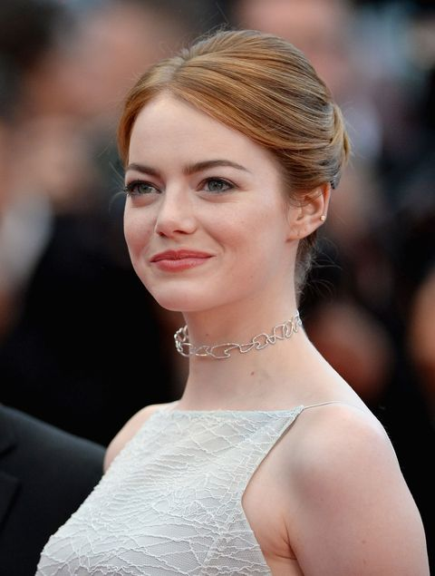 "<p>Today, it's like ""WHERE ARE YOUR PORES,"" but it wasn't always even texture and beauty campaigns for Emma Stone. In <a href=""http://www.refinery29.com/40227"" data-tracking-id=""recirc-text-link"">an interview with Refinery29</a>, she detailed her long battle with hormonal acne, beginning with a disastrous two months on Accutane when she was 17, and continuing when she was 20 and shooting <em data-redactor-tag=""em"" data-verified=""redactor"">Easy A</em>, from which her blemishes were ""kindly video-airbrushed out."" </p>"