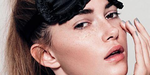 how to naturally make pores smaller