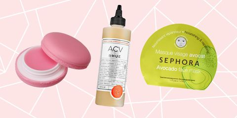 Product, Liquid, Peach, Orange, Magenta, Bottle, Cosmetics, Circle, Cylinder, Chemical compound,