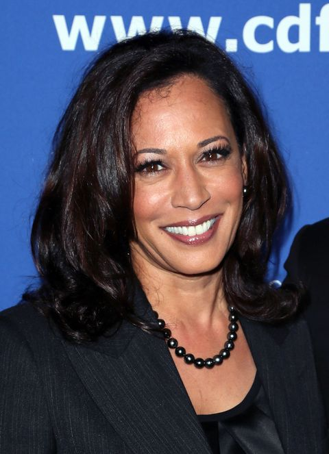 "<p>Harris isn't in even in the Senate yet, but she's already making history: <a href=""http://www.marieclaire.com/politics/news/a23527/kamala-harris-senate-win/"" data-tracking-id=""recirc-text-link"">she's the first Indian-American senator <em data-redactor-tag=""em"" data-verified=""redactor"">and </em>California's first black senator.</a> Harris, a Democrat, was previously California's attorney general for six years. She's a champion of gay rights, she has expressed solidarity with the Black Lives Matter movement, and she helped reform California's criminal justice system, <a href=""http://www.huffingtonpost.com/entry/kamala-harris_us_58247ce2e4b0aac62489433d"" target=""_blank"" data-tracking-id=""recirc-text-link"">the Huffington Post reports</a>. So basically, Harris is the kind of lady who gets shit done. <a href=""http://www.huffingtonpost.com/entry/obama-biden-endorse-kamala-harris-in-california-senate-race_us_578e3efee4b0c53d5cfaf4c3"" target=""_blank"" data-tracking-id=""recirc-text-link"">She was also endorsed</a> by the greatest <a href=""http://www.marieclaire.com/celebrity/news/a23620/obama-and-biden-memes/"" target=""_blank"" data-tracking-id=""recirc-text-link"">political bromance of all time</a>, Obama and Biden.</p>"