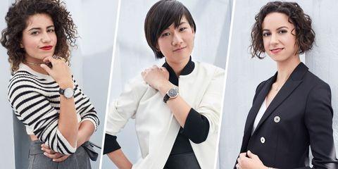 Hair, Arm, Lip, Product, Eye, Hairstyle, Sleeve, Eyebrow, Hand, Collar,