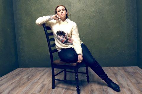 Leg, Sitting, Knee, Wood flooring, Laminate flooring, Curtain, Photo shoot,