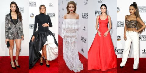 Clothing, Dress, Flooring, Shoulder, Joint, Red, Formal wear, Style, Waist, Carpet,