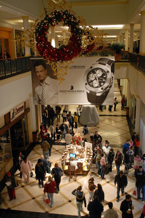 "<p>While Black Friday might be the most important day of the year, one woman says she completely forgot. It was her birthday the week before and she wanted to go to the mall to return a few tank tops. She ""didn't want to wait in the sorry line"" so she tried to cut and got in so much trouble, even her mom was embarrassed. </p>  <p><a href=""http://www.goodhousekeeping.com/life/money/news/a41207/amazon-black-friday-deals-store/"" target=""_blank"" data-tracking-id=""recirc-text-link""><em data-redactor-tag=""em"" data-verified=""redactor"">If you want to really skip the lines, Amazon's sales start now »</em></a><a href=""http://www.goodhousekeeping.com/life/money/news/a41207/amazon-black-friday-deals-store/""></a></p>"