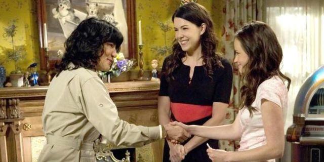 Christiane Amanpour on the Gilmore Girls Revival